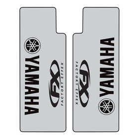 Stickers de fourche Yamaha Factory Effex