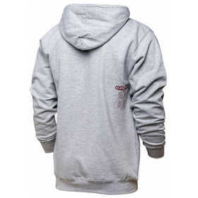Sweat Seven Dot Gris Dos