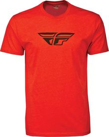 Tee Shirt Fly Wing Rouge