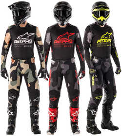 Tenue cross Alpinestars Racer Tactical 2021
