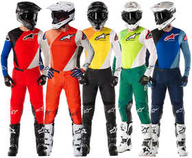 Tenue cross Alpinestars Supertech Blaze 2021