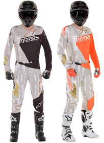 Tenue cross Alpinestars Techstar Factory Metal 2020