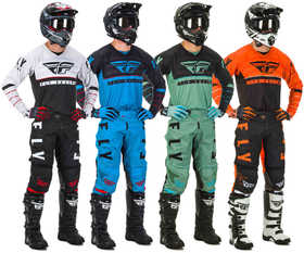 Tenue cross Fly Kinetic K120 2020