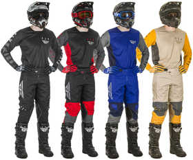 Tenue cross Fly Kinetic K121 2021