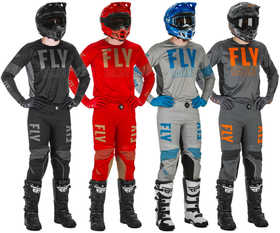 Tenue cross Fly Lite Hydrogen 2021