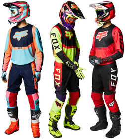 Tenue cross Fox 360 Voke 2021