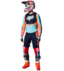 Tenue cross Fox 360 Voke Aqua 2021