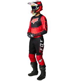 Tenue cross Fox 360 Voke Rouge 2021