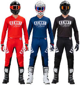 Tenue cross Kenny Performance Race 2021