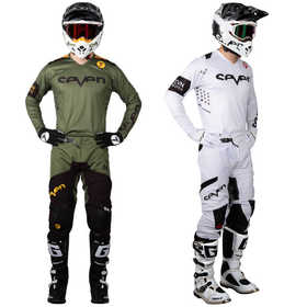 Tenue cross Seven Rival Trooper 19.2