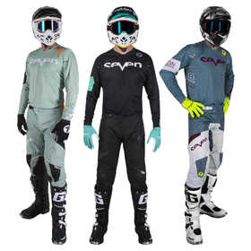 Tenue cross Seven Rival Trooper 2019