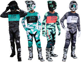 Tenue cross Seven Vox Pursuit 2021
