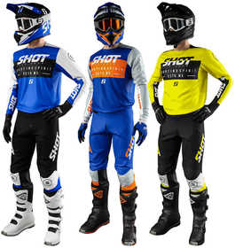 Tenue cross Shot Contact Spirit 2021