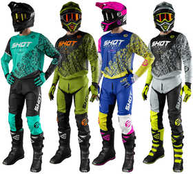 Tenue cross Shot Devo Storm 2021