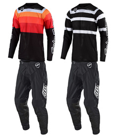 Tenue cross Troy Lee Designs SE Air Spectrum 2020
