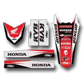 Trim Kit Honda Factory Effex